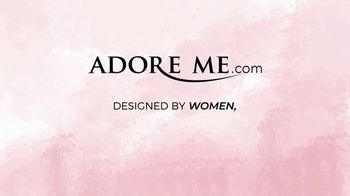 AdoreMe.com TV Spot, 'Designer Lingerie for Every Occasion' - Thumbnail 7