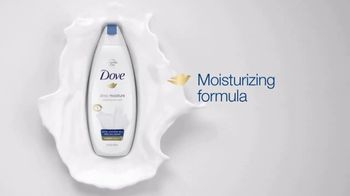 Dove Deep Moisture Body Wash TV Spot, 'Microbiome Gentle' - Thumbnail 7