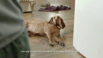 Gain Flings! TV Spot, 'Dog's Towel' - Thumbnail 6