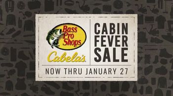 Bass Pro Shops Cabin Fever Sale TV Spot, 'Rangefinder and Rifle'