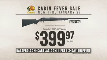 Bass Pro Shops Cabin Fever Sale TV Spot, 'Rangefinder and Rifle' - Thumbnail 8