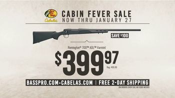 Bass Pro Shops Cabin Fever Sale TV Spot, 'Rangefinder and Rifle' - Thumbnail 9