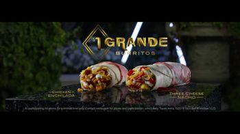 Taco Bell $1 Grande Burritos TV Spot, 'Grande Fantasy' - Thumbnail 9