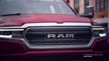 Ram Trucks Big Finish Event TV Spot, 'Holidays: Christmas Parade' Song by Gwen Stefani [T2] - Thumbnail 1