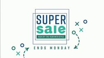 Ashley HomeStore Super Sale TV Spot, 'Final Week'