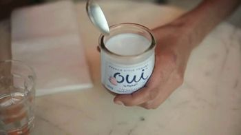 Oui by Yoplait and YQ TV Spot, 'Upside Down Spoon' - Thumbnail 1