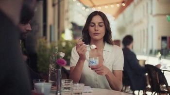 Oui by Yoplait and YQ TV Spot, 'Upside Down Spoon'