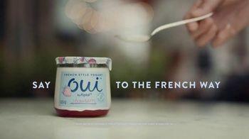 Oui by Yoplait and YQ TV Spot, 'Upside Down Spoon' - Thumbnail 5