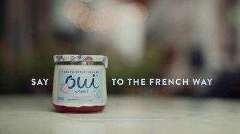 Oui by Yoplait and YQ TV Spot, 'Upside Down Spoon' - Thumbnail 6