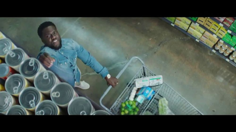 Kevin Hart Commercial >> Chase Freedom Unlimited Card Tv Commercial You Re Always Earning At The Grocery Store Featuring Kevin Hart Video