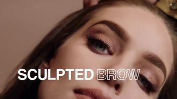 Maybelline Tattoo Studio Brow Pomade TV Spot, 'The New Sculpted Brow'