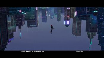 Spider-Man: Into the Spider-Verse Figures TV Spot, 'Teaming Up' - Thumbnail 1