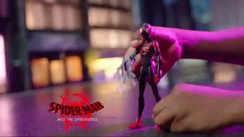 Spider-Man: Into the Spider-Verse Figures TV Spot, 'Teaming Up' - Thumbnail 3