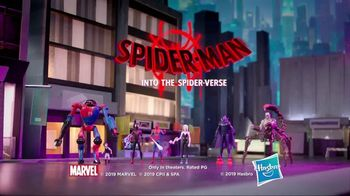 Spider-Man Spider-Verse Figures TV Spot, 'Teaming Up' - Thumbnail 10