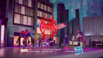 Spider-Man Spider-Verse Figures TV Spot, 'Teaming Up' - Thumbnail 9