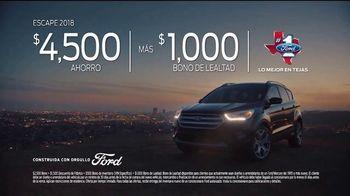 2018 Ford Escape TV Spot, 'Elige en Ford' [Spanish] [T2] - Thumbnail 8