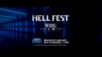 DIRECTV Cinema TV Spot, 'Hell Fest' - Thumbnail 7