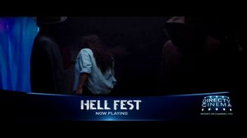 DIRECTV Cinema TV Spot, 'Hell Fest' - Thumbnail 2