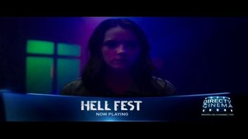 DIRECTV Cinema TV Spot, 'Hell Fest' - Thumbnail 3