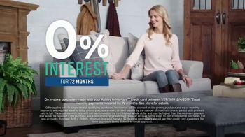 Ashley HomeStore Super Sale TV Spot, 'Final Week: Ends Monday'