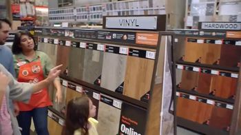 The Home Depot TV Spot, 'On Trend Styles: Installation' - Thumbnail 3