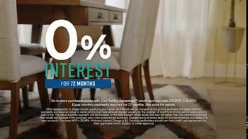 Ashley HomeStore Super Sale TV Spot, 'Super Deals' - Thumbnail 6