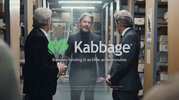 Kabbage TV Spot, 'Kabbage Spokesguy From 10 Minutes in the Future' Featuring Gary Cole - Thumbnail 10