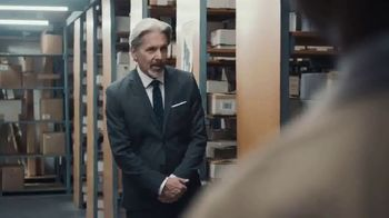 Kabbage TV Spot, 'Kabbage Spokesguy From 10 Minutes in the Future' Featuring Gary Cole