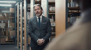 Kabbage TV Spot, 'Kabbage Spokesguy From 10 Minutes in the Future' Featuring Gary Cole - Thumbnail 4