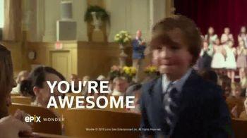 XFINITY Movie Week TV Spot, 'Thank You' - Thumbnail 1