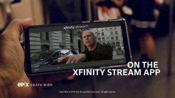 XFINITY Movie Week TV Spot, 'Thank You' - Thumbnail 7