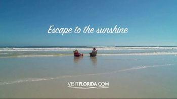 Visit Florida TV Spot, 'Warmer Winters' - Thumbnail 10