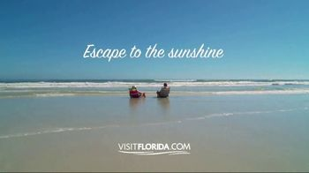 Visit Florida TV Spot, 'Warmer Winters' - Thumbnail 9