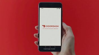DoorDash TV Spot, 'Delicious at Your Door' - Thumbnail 1