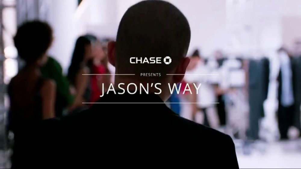 JPMorgan Chase Mobile App TV Commercial, 'Jason's Way' Featuring Jason Wu -  Video