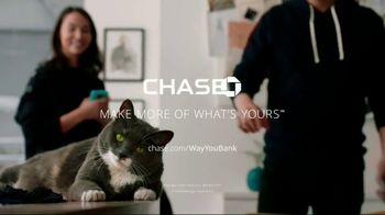 Chase Mobile App TV Spot, 'Jason's Way' Featuring Jason Wu - Thumbnail 10