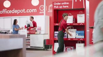 Office Depot OfficeMax TV Spot, 'For the Team: 20 Percent Off Coupon' - Thumbnail 1