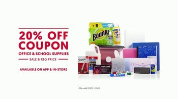 Office Depot OfficeMax TV Spot, 'For the Team: 20 Percent Off Coupon' - Thumbnail 10