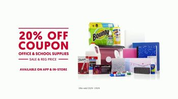 Office Depot OfficeMax TV Spot, 'For the Team: 20 Percent Off Coupon' - Thumbnail 9