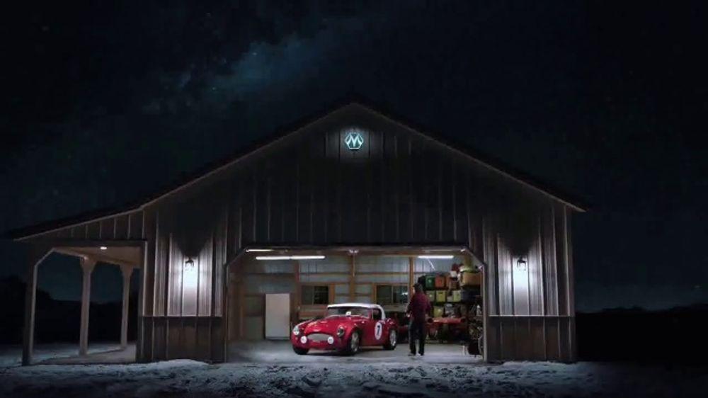 Morton Buildings Building Value Days Sale TV Commercial, 'Hobby Garage' -  Video