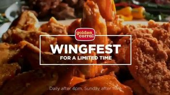 Golden Corral Wingfest TV Spot, 'How You Like' - Thumbnail 7