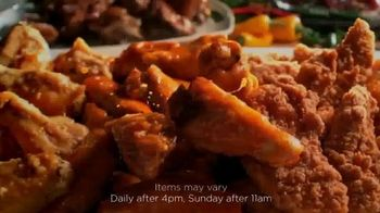 Golden Corral Wingfest TV Spot, 'How You Like' - Thumbnail 8