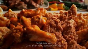 Golden Corral Wingfest TV Spot, 'How You Like' - Thumbnail 9