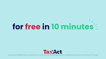 TaxACT TV Spot, 'Lawn' - Thumbnail 8