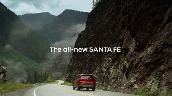 2019 Hyundai Santa Fe TV Spot, 'Not Flying' Song by Lord Huron [T1] - Thumbnail 10