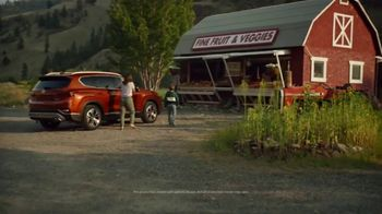 2019 Hyundai Santa Fe TV Spot, 'Not Flying' Song by Lord Huron [T1] - 1369 commercial airings