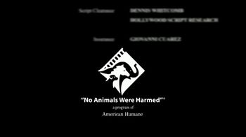 American Humane Association TV Spot, 'Movie Credits' Featuring Jon Turteltaub - Thumbnail 2