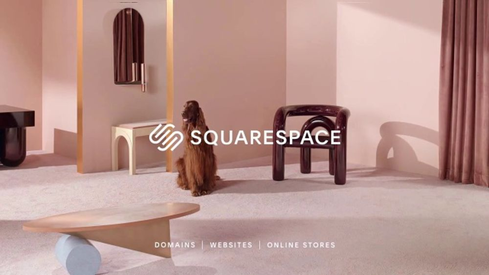Squarespace Tv Commercial Modern Furniture Ispot Tv
