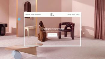 Squarespace TV Spot, 'Modern Furniture' - Thumbnail 5