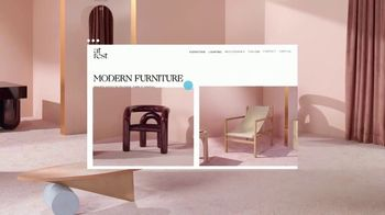 Squarespace TV Spot, 'Modern Furniture' - Thumbnail 7